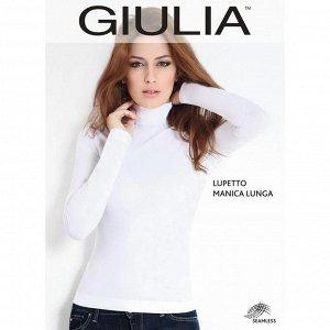 LUPETTO MANICA LUNGA (Giulia) водолазка женская бесшовная с длинным рукавом и невысокой горловиной