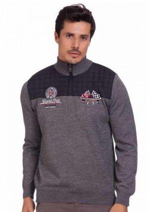 Классный мужской свитер (48-50 р-р)