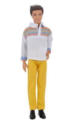 Комплект мужской одежды (брюки + рубашка)