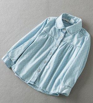 Рубашечка на девочку