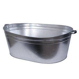 Ванна Ванна  45,0л оцинк хозяйственная