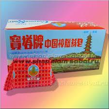 Камфорное мыло Pagoda от псориаза и не только
