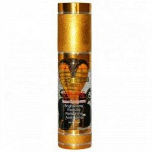 Антивозрасная сыворотка - гель для лица Кобра