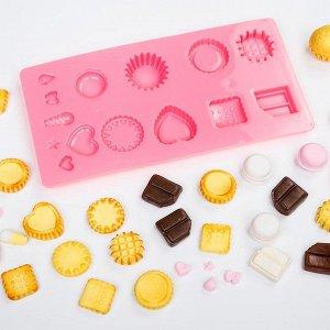Форма для декоративных сладостей
