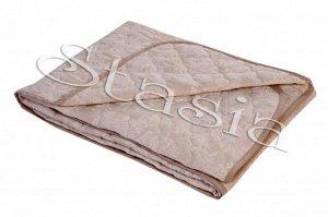 Одеяло Овечья шерсть (пл. 150) - Поплин Ажур