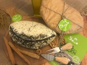 Сыр Халлуми с мятой