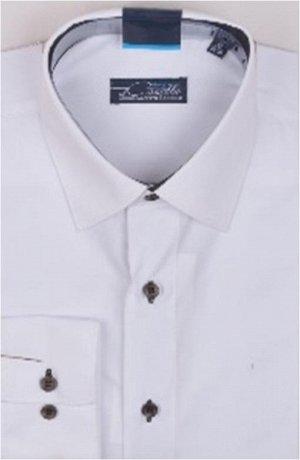 Сорочка Maestro di Castello PT2000-Black(80%хлопок 20%полиэстер) Длинный рукав
