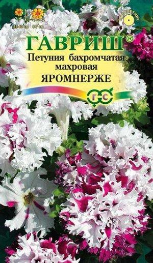 Петуния Яромнерже (Фриллитуния ) бахр. 10 шт. пробирка