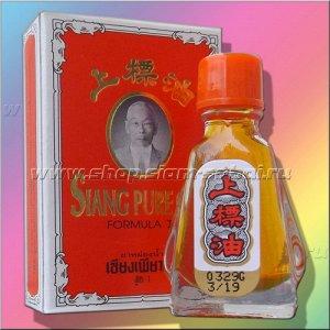 Тайское лечебное масло Siang Pure Oil Formula 2