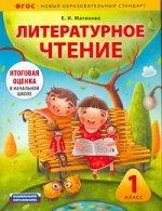 Матвеева Е.И. Литературное чтение. 1 класс. Комплект