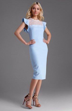 Красивое элегантное платье для любого праздника