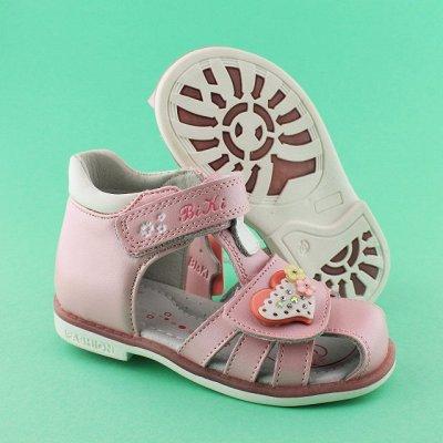 Детская обувь в наличии — BI&KI девочки  — Ботинки