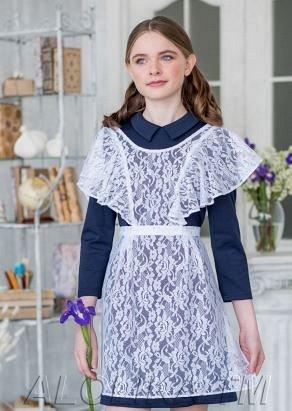 Большой выбор школьной одежды от Росс.производителя — Фартуки, воротники, манжеты для школьных платьев. — Одежда для девочек