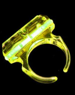 """Кольцо световое """"Желтое"""""""
