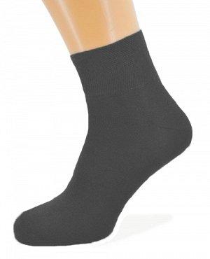 Носки мужские 11-027 т.серый