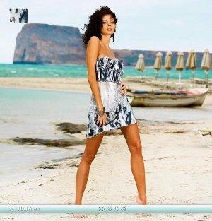 JULIA пляжное платье