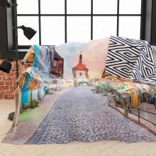 Сирень. Фотошторы и текстиль для дома!  Шторы от 1580 руб!   — Плед-покрывало. — Пледы