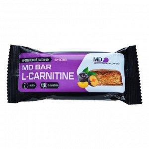 Шоколадный батончик MD BAR L-CARNITIN 50 гр.