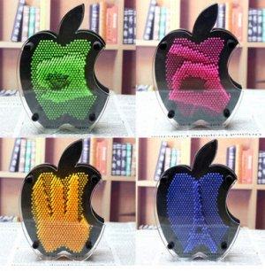 Пинарт 3D яблоко 13*4,5*18см