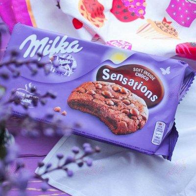 Сладости из Европы! Новинки! Вкусная Milka! — Milka — Кондитерские изделия
