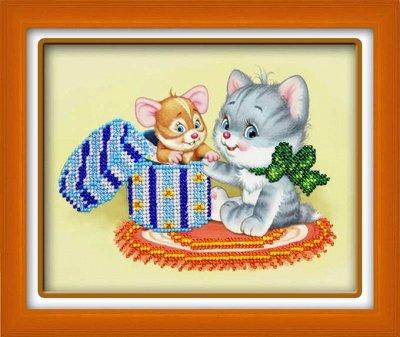 """✨ШаманMarket. Линзы, мышки, подарки. — Вышивка бисером """"Паутинка"""" - Детям — Наборы"""