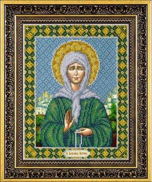Набор (вышивка бисером) Св.Бл.Матрона Московская