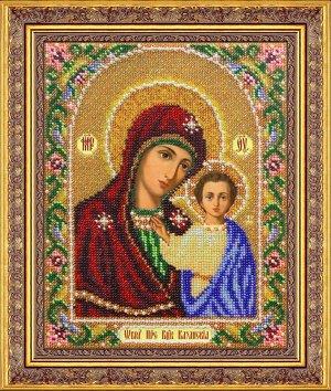 Набор (вышивка бисером) Богородица Казанская