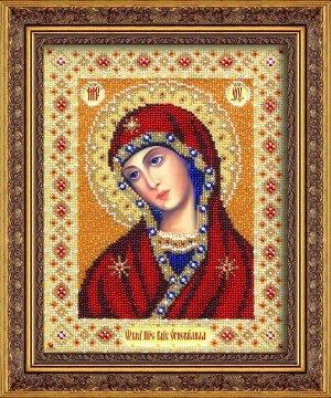 Набор (вышивка бисером) Богородица Огневидная