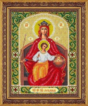 Набор (вышивка бисером) Пр.Богородица Державная