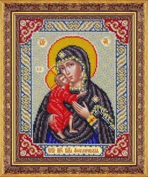 Набор (вышивка бисером) Пр.Богородица Феодоровская
