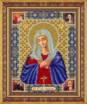 Набор (вышивка бисером) Пр.Богородица Умиление