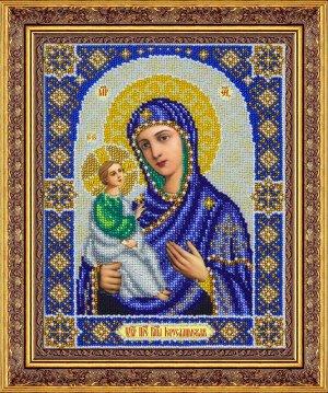 Набор (вышивка бисером) Пр.Богородица Иерусалимская