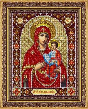 Набор (вышивка бисером) Пр.Богородица Самонаписавшаяся