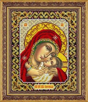 Набор (вышивка бисером) Пр.Богородица Корсунская