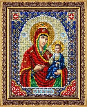 Набор (вышивка бисером) Пр.Богородица Иверская