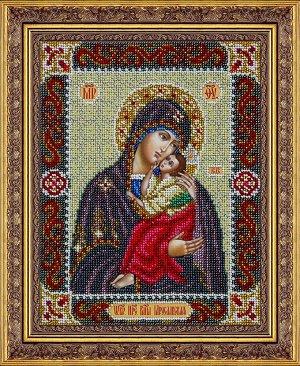 Набор (вышивка бисером) Пр.Богородица Ярославская