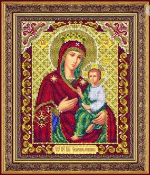 Набор (вышивка бисером) Пр.Богородица Скоропослушница