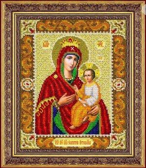 Набор (вышивка бисером) Пр.Бог. Одигитрия-Путеводительница