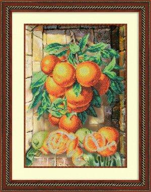 Набор (вышивка бисером) Апельсины