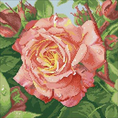 ❤Паутинка. Бисерные наборы. Алмазная мозаика. Пр-во Россия — Цветы и натюрморты - Алмазная мозаика — Мозаики и фреска