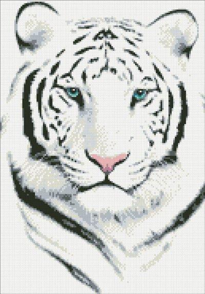 ❤Паутинка. Бисерные наборы. Алмазная мозаика. Пр-во Россия — Животные - Алмазная мозаика — Мозаики и фреска