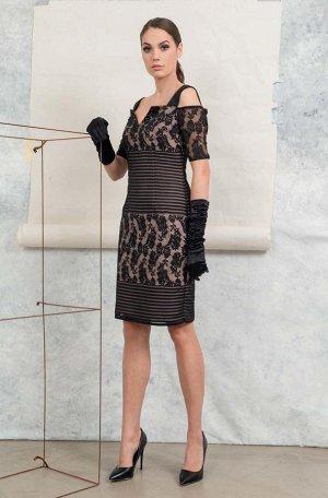шикарное платье Edas