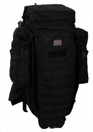 Армейский оружейный рюкзак для винтовки (75 л) (CH-10) №10 - Универсальный рюкзак из водонепроницаемого нейлона высокой плотности. Сетчатые подушечки сзади обеспечивают отличный комфорт при большой на