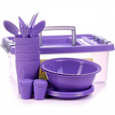 45/20⚡⚡⚡Всё для туризма и активного отдыха. Новинки⚡⚡⚡ — Туристические Наборы посуды. — Наборы посуды