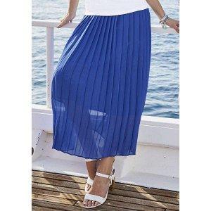 Классная юбка актуальная плиссеровка. Дешевле СП!