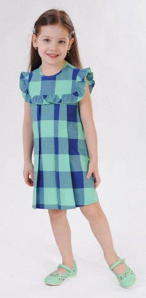 Платье светло-зеленый