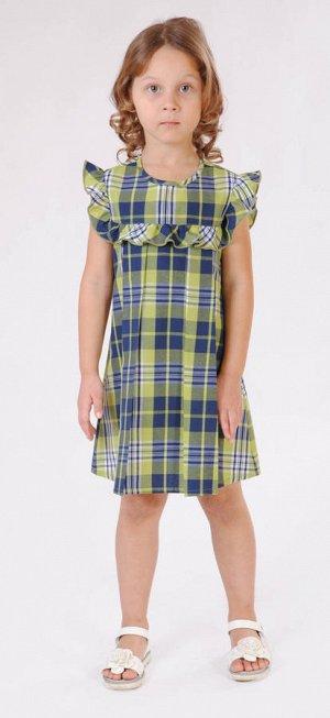 Платье салатовый