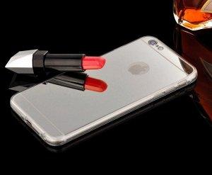 Чехол силиконовый зеркальный Xiaomi