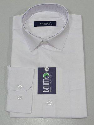 Рубашка для мальчика. Сиреневый цвет