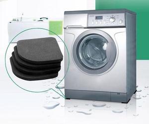Антивибрационные подставки для стиральной машины 4 шт в комплекте